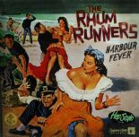 "7"" EP✦THE RHUM RUNNERS✦""Harbour Fever"" Rock'n'Roll With A Splash Of Exotic.Hear♫"
